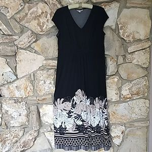 New DANA BUCHMAN Maxi Rayon Dress XL
